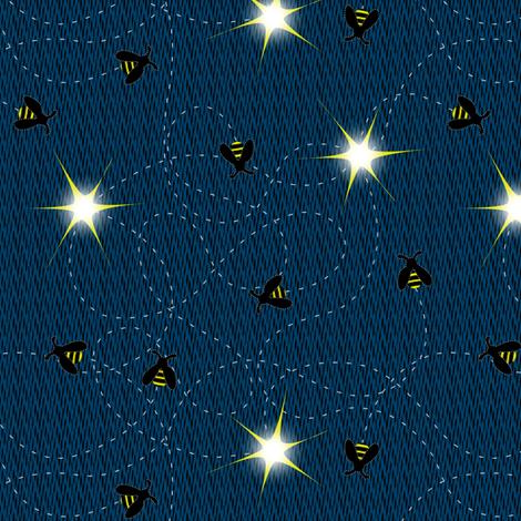 Flash Dance fabric by glimmericks on Spoonflower - custom fabric