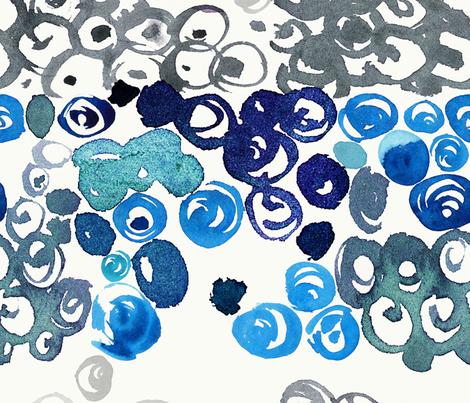 cestlaviv_zebradot fabric by cest_la_viv on Spoonflower - custom fabric