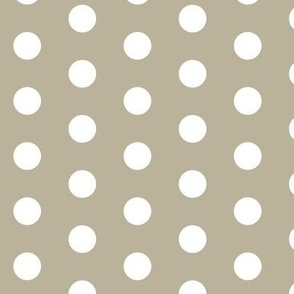 White Dots on Grey