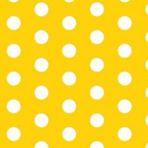 White Dots on Yellow