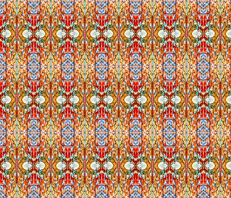 Owl Feathers fabric by kelly_zumberge on Spoonflower - custom fabric