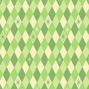 Green-Apple Harlequin