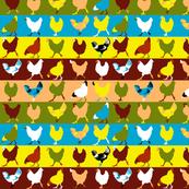 Pop Chickens