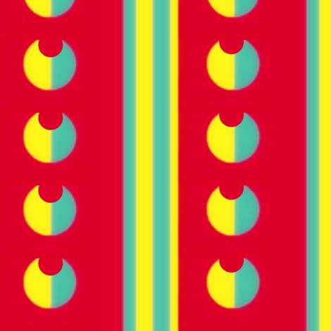 Primary Stripes fabric by boris_thumbkin on Spoonflower - custom fabric