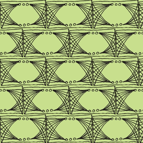 String Art fabric by boris_thumbkin on Spoonflower - custom fabric