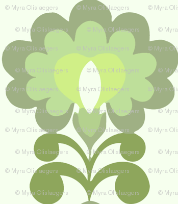 illuminate green