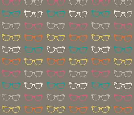 I See What You Did There fabric by meg56003 on Spoonflower - custom fabric