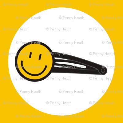 Smiley Clip