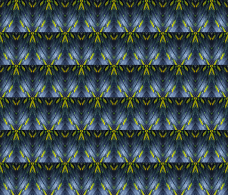 """Deeper Than The Sea"" Spears fabric by spkcreative on Spoonflower - custom fabric"