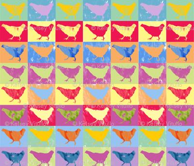 chicken_pop_art_fabric