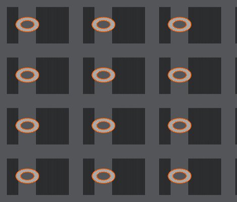 Rrstripe_gray_plaid_belt_buckle_orange_outline_gray_border_shop_preview