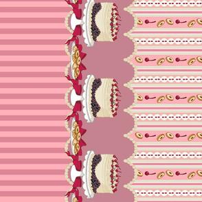 Black Forest Cake (Pink)