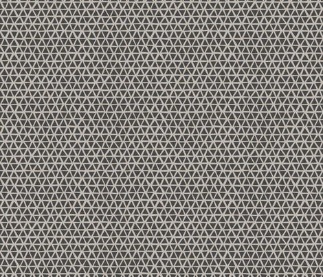 TRIANGULAR_WARM_GREY fabric by glorydaze on Spoonflower - custom fabric