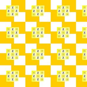 01642_Monogram_Z_Honey_Bee_Yellow