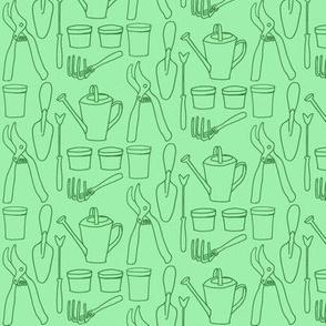 green_garden tools