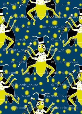 Fireflies on the Ritz