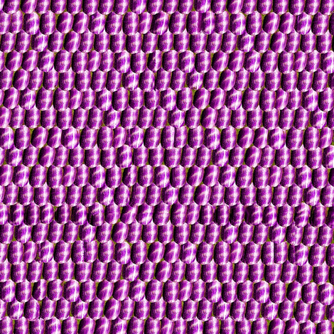 Purple silver scales fabric by ladyfayne on Spoonflower - custom fabric