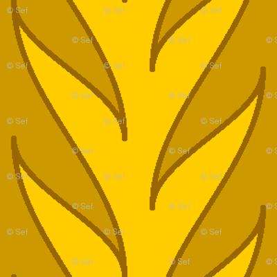 sine vine - harvest gold
