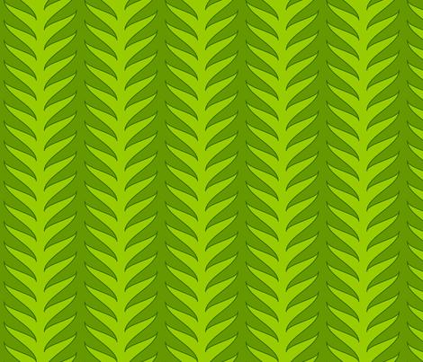 01988892 : sine vine : jungle fabric by sef on Spoonflower - custom fabric
