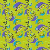 Karma Chameleon yellow-ch-ch