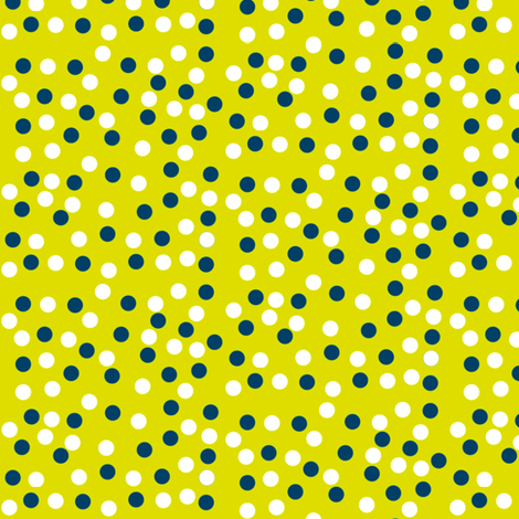 Firefly Dots fabric by eclectic_house on Spoonflower - custom fabric