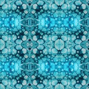 Bermuda  Tiny Bubbles Turquoise