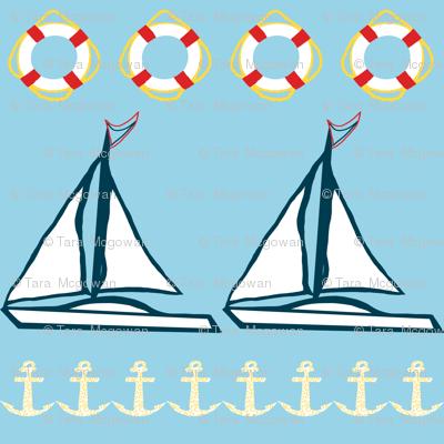 Sailboat Rows