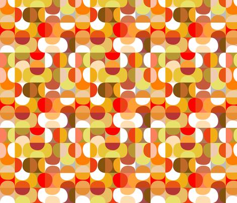 slices - citrus fabric by kurtcyr on Spoonflower - custom fabric