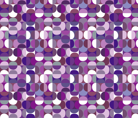 slices - grape fabric by kurtcyr on Spoonflower - custom fabric