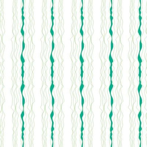 Emerald Ribbons