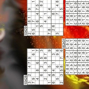 Flaming Sudoku