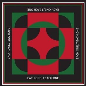 Each One Teach One - Black
