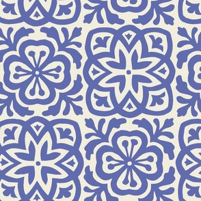 Royal Blue Tile