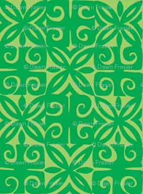 Sophista-tiki signature green-