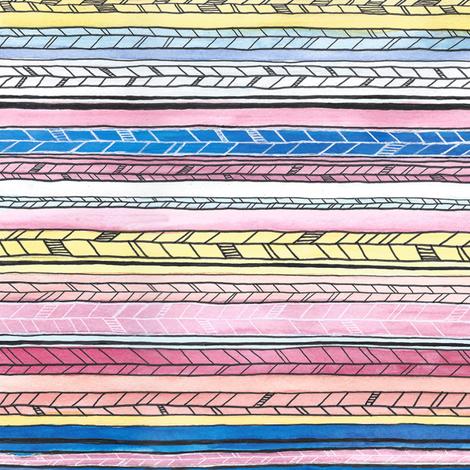 Baya Dare You! fabric by georgenasenior on Spoonflower - custom fabric