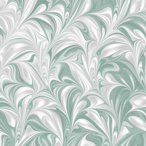 Bayou-PSwirl fabric by modernmarbling on Spoonflower - custom fabric