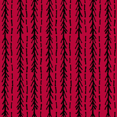 Arrows and Dashes fabric by pond_ripple on Spoonflower - custom fabric