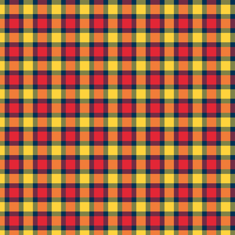 plaid_4_ fabric by khowardquilts on Spoonflower - custom fabric
