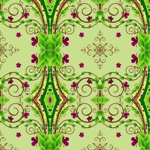 Floral6-raspberry