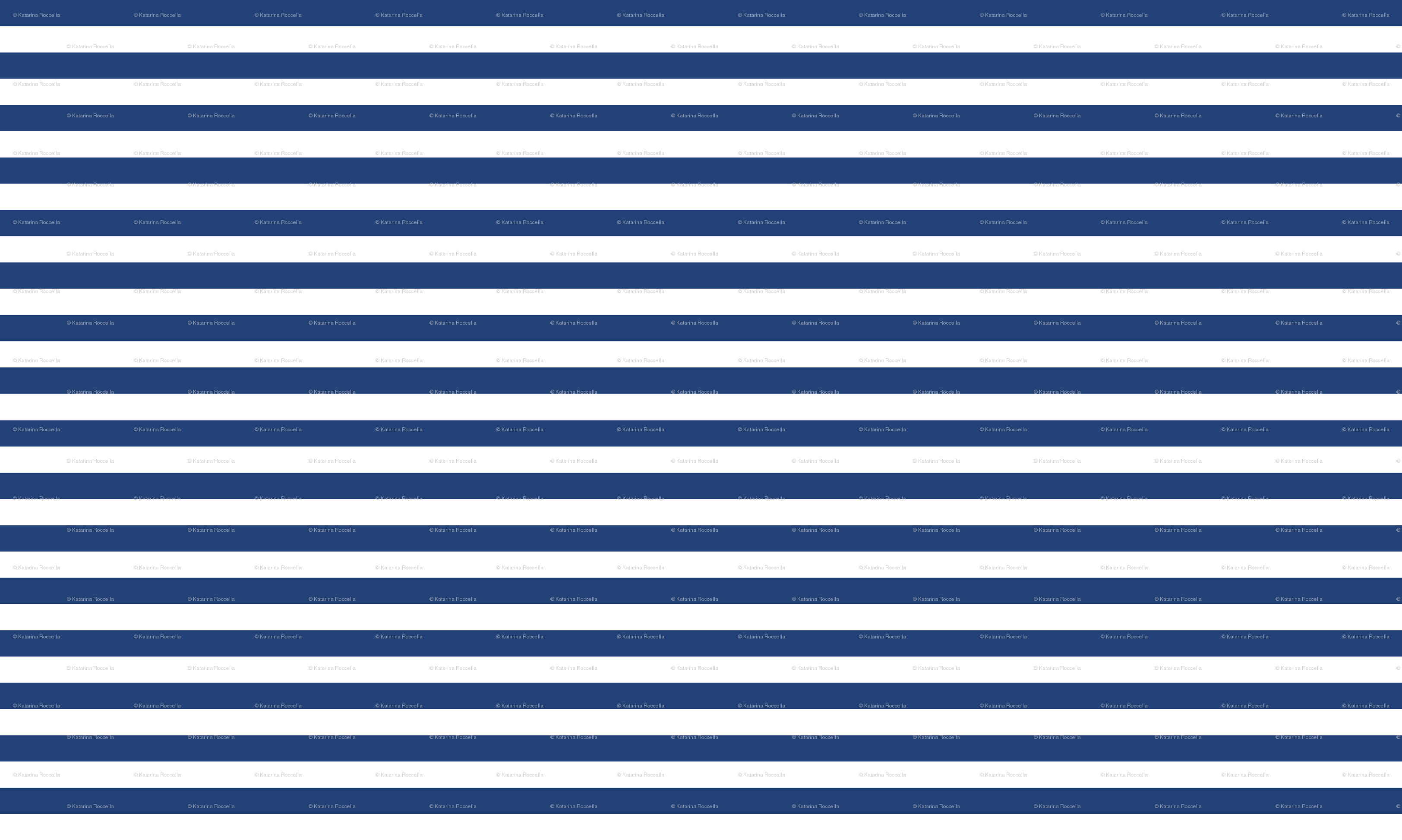 Trendy Blue And White Striped Wallpaper
