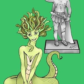 Medusa takes the prize