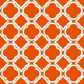 Trellis Sunshine Orange