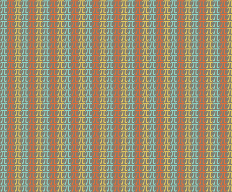 Pi Stripe-ch fabric by meg56003 on Spoonflower - custom fabric