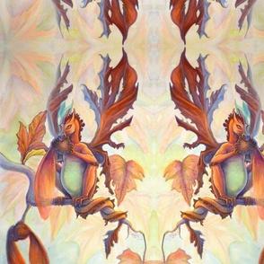 Maple leaf Dragon