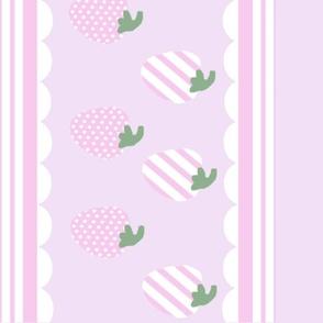 Strawberry Patch-Purple