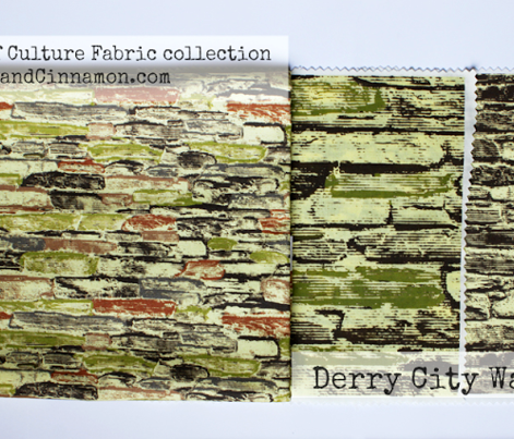 Derry Walls - Two tone Large