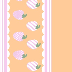 Strawberry Patch-Peach
