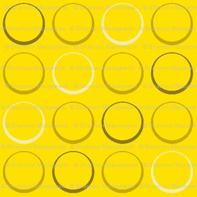 Circles - Yellow2