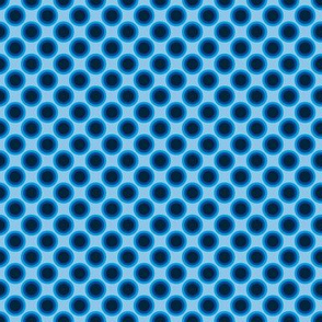 Dotty Dots - Blue