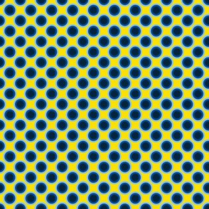 Dotty Dots - Blue-Yellow1